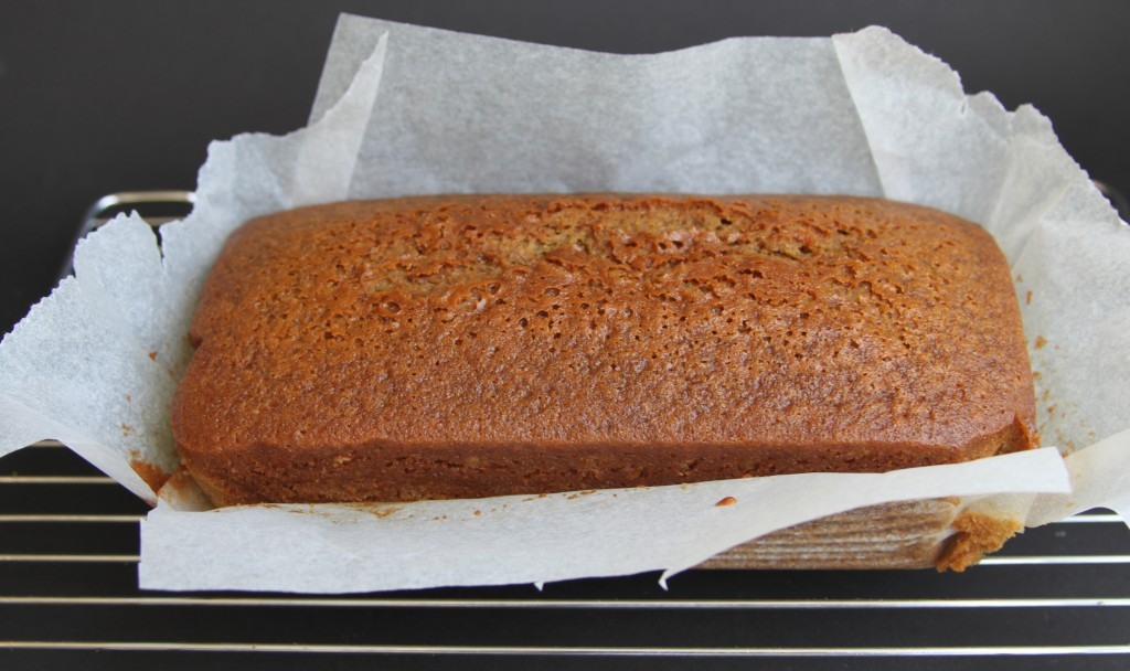 Anna May everyday Ginger cake whole