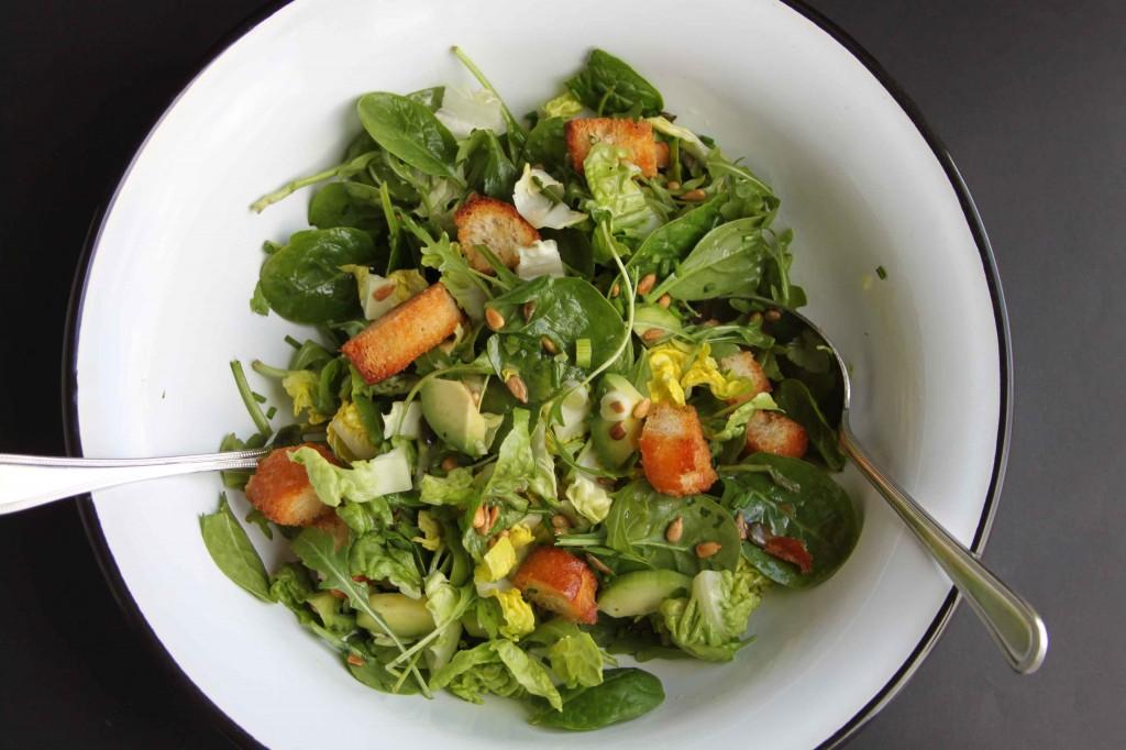 Green Salad 4
