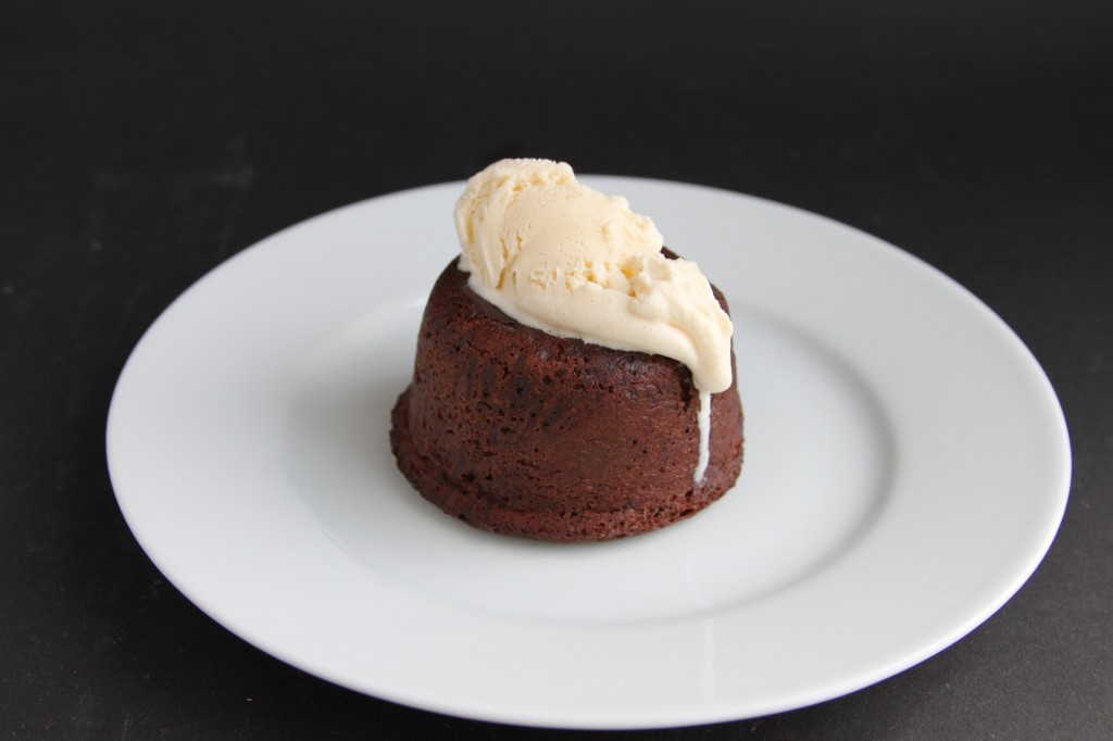 Salted Caramel Chocolate Fondant 3