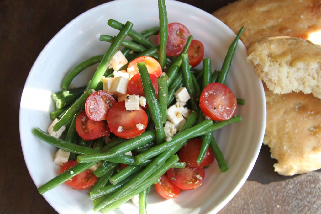 Green Bean Salad 4