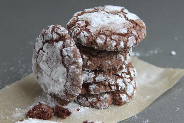 Mocha Cookies 3