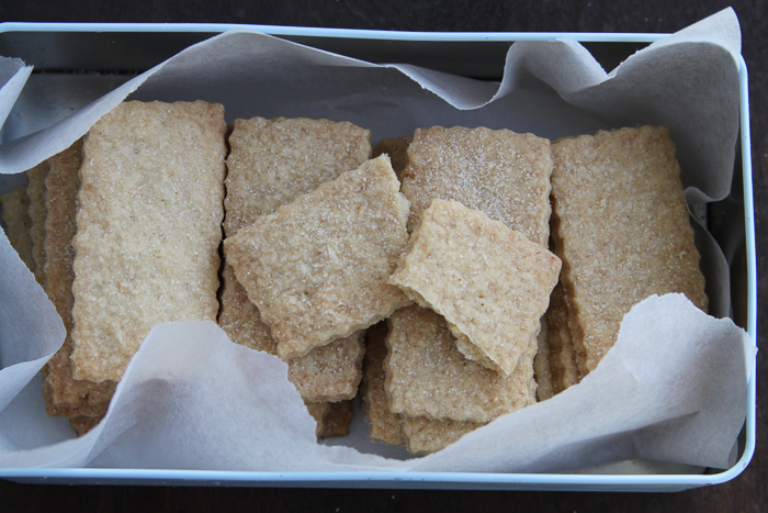 Ginger Shortbread 2