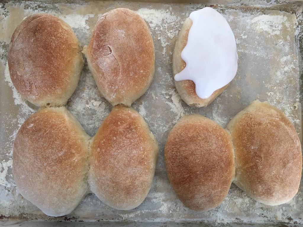 iced buns 2
